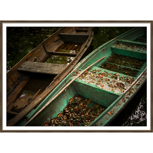 Bygone Rowboats III