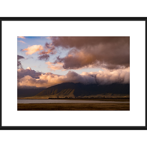 Ngorongoro Crater I