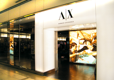 armani exchange close to me