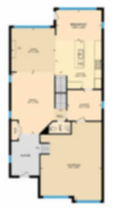 view of a PREMIUM iGUIDE Floor Plan