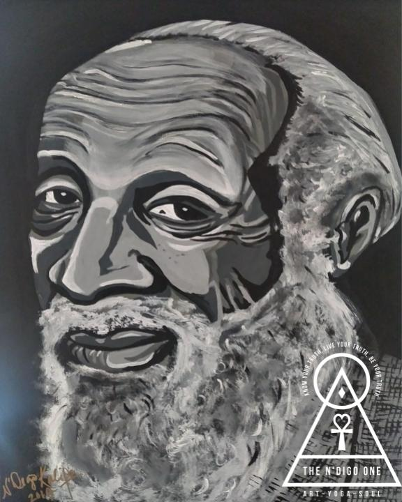 Dick Gregory (SOLD)