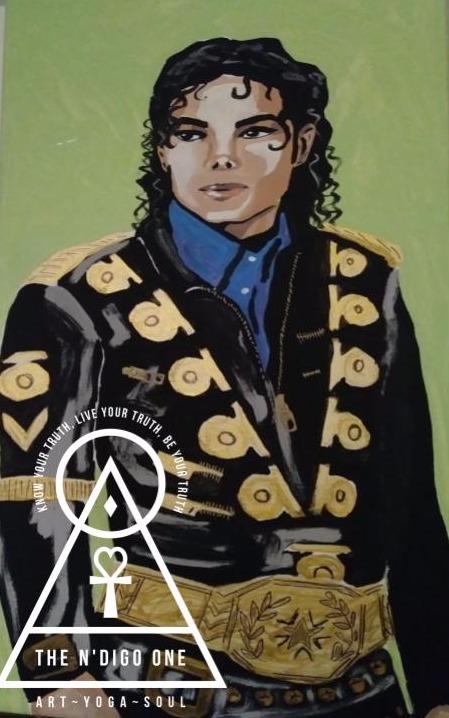 Michael Jackson (SOLD)