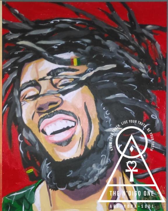 Robert Nesta Marley (SOLD)