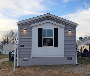 New Model 3 Bedrooms, 2 Baths in Dover Glen Community Unit 107