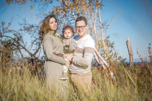 Family Nature Portrait