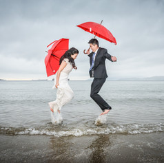 Love is in the Rain