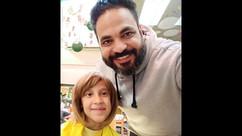 يهدي الشعر لأطفال مرضى السرطان ... 💇🏼♀💇🏻♂🥺❤