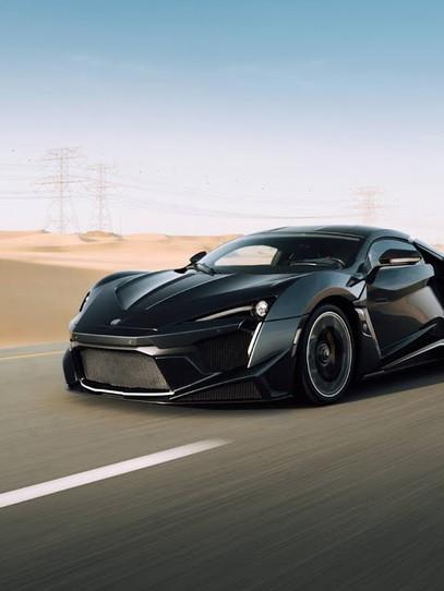 وصول أول سيارات بصناعة عربية !