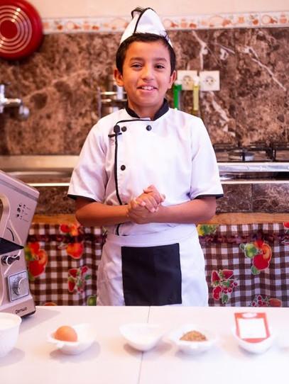 هذا الطفل المغربي يتحدى التوحد بفضل الطبخ !🥺😍👨🏻🍳