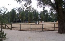 Carrière poney de 30 X 60 m