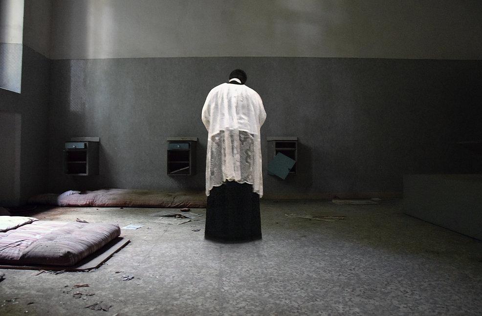 Donatella Izzo, Jesus love me, 2015, sta