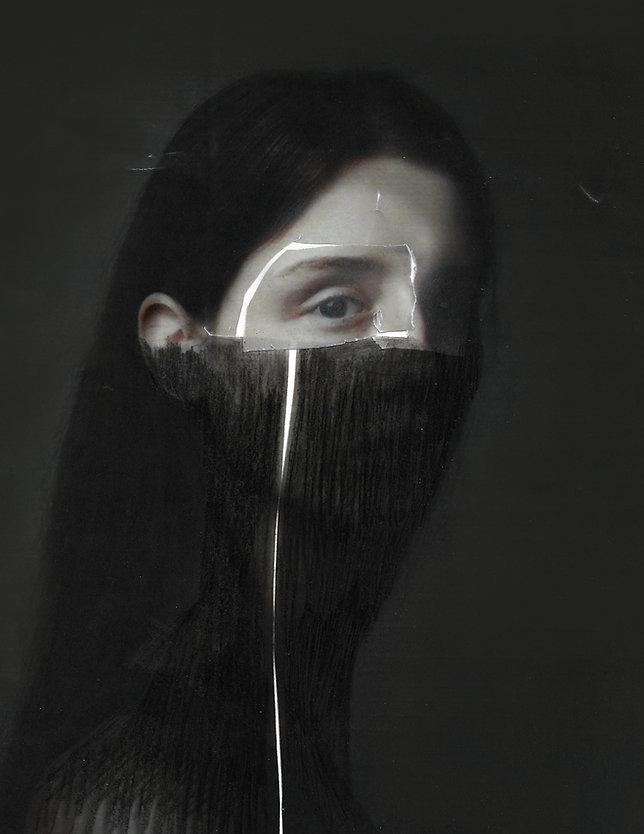 Donatella Izzo, Silent Time, 2021,foto d