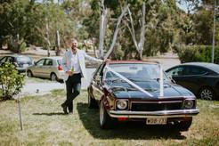 Travis & Benny Weddings LEAH & DANIEL CO