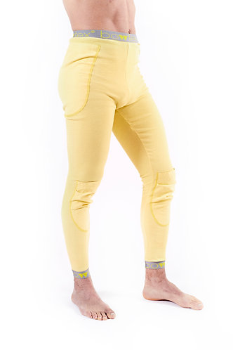 Leggings Standard Jaune