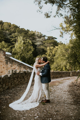 TRAVIS & BENNY WEDDINGS- DANI & CHRISTIA