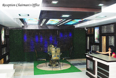 RECEPTION CHAIRMAN'S OFFICE