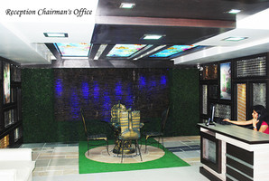 RECEPTION CHAIRMAN'S OFFICE