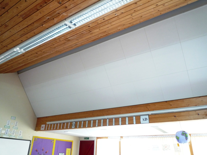 Ecophon Master F Thaxted School 3