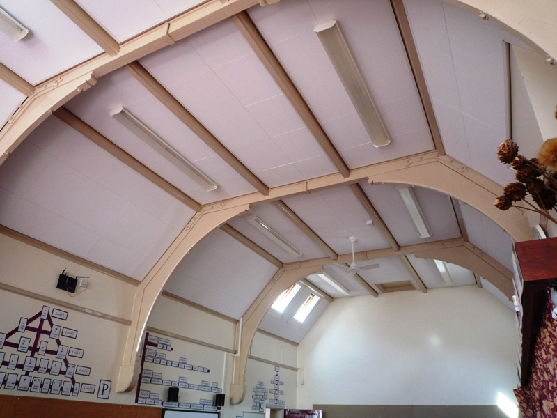 Ecophon Master F Thaxted School 2