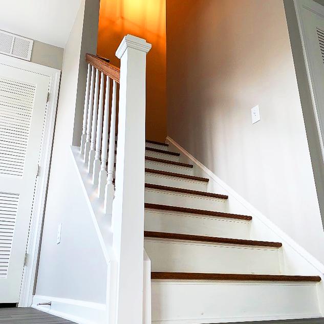 Tatakis Stairwell