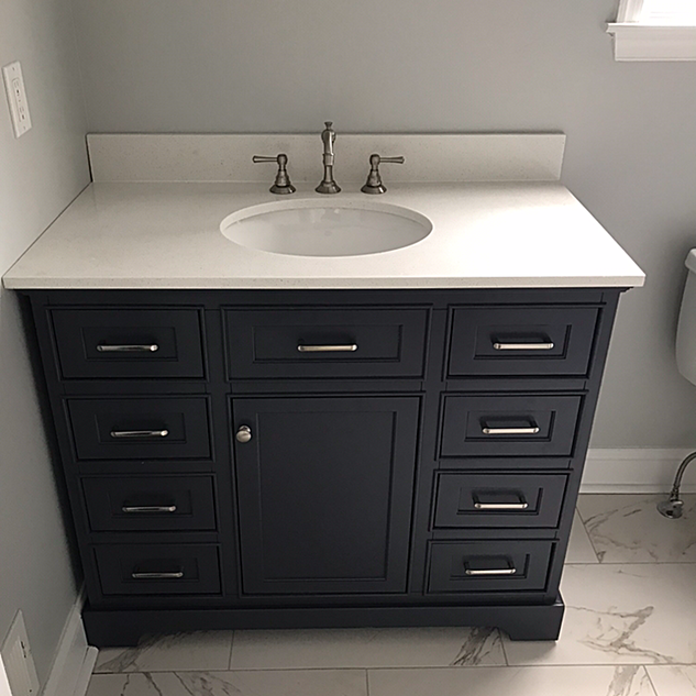 Manahawkin Bathroom Renovation