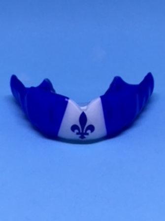 MaxxGard Flex - désign pré-établi - fleur-de-lys - sur le bleu/blanc/bleu