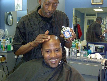 Grooming Tips To Help The Bald Woman Or Man.