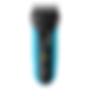 Braun Electric Shaver blue sides.png
