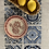Thumbnail: Plato postre diseño en rojo