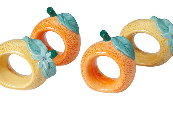 Servilleteros citron