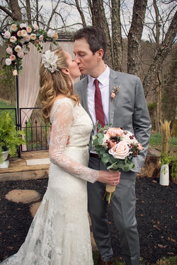 cz wed the kiss