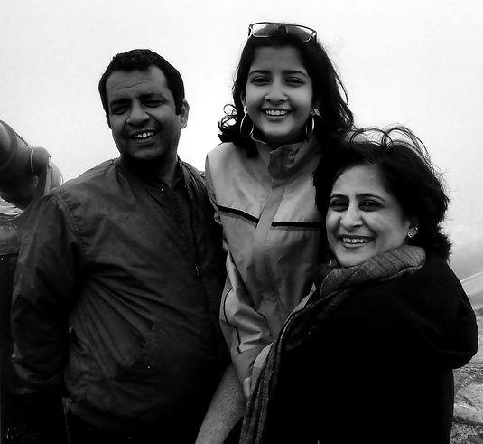 Meenakshi and Anshu Gupta