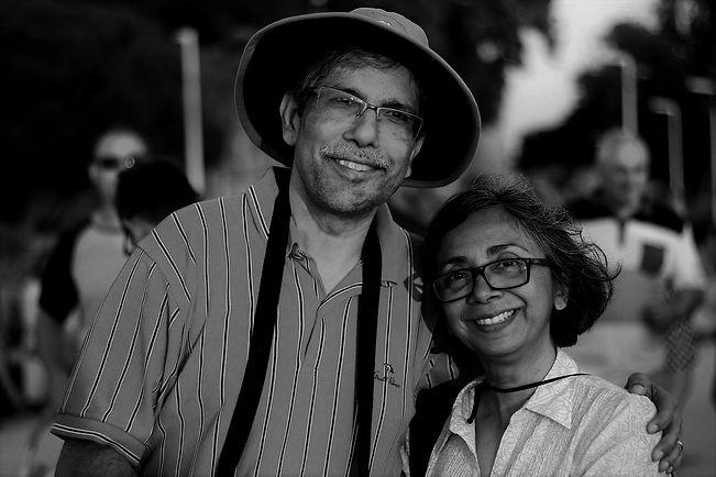 Kiran Chainani and Sunil Chainani