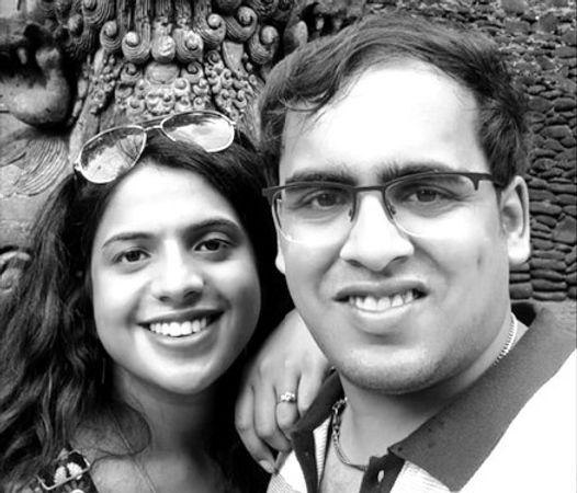 Ekta Gupta and Akarsh Gupta