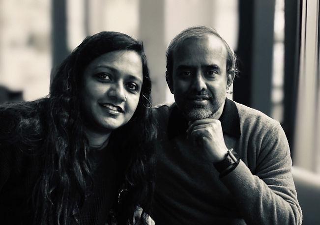 Anandhi & Mahesh Yagnaraman