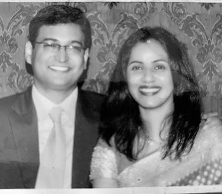 Neelima Thota & Naren Shetty