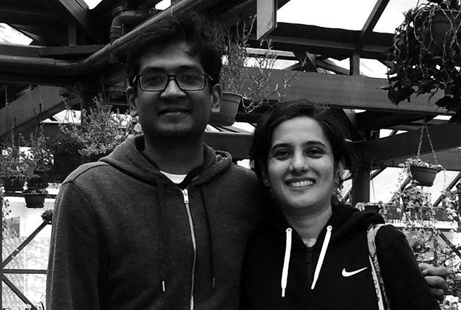 Rushabh Mehta & Rajitha Gopinath
