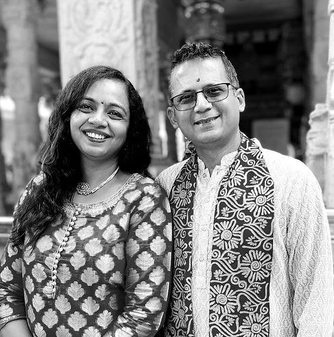 Sarika and Ashok Kumar ER