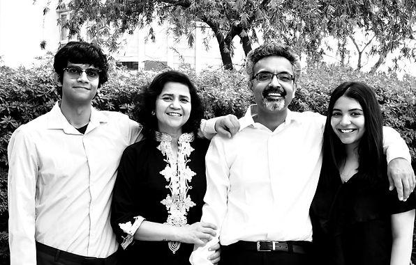 Amol, Deepshikha, Parag and Anusha Agarwal