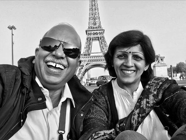 Sunita Sharma & Deepak Sharma