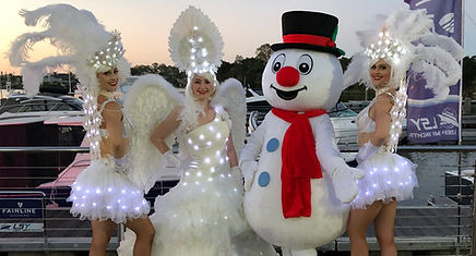 Children's Christmas Stage Shows