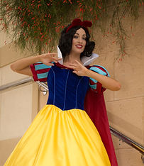 Snow White, Princess Party, Kids Party, Face Painter, Balloon Twister