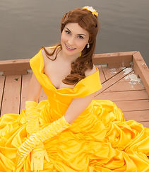 Princess Party, Kids Party, Face Painter, Balloon Twister, Belle, Beauty and the Beast