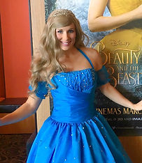 Cinderella, Princess Party, Kids Party, Face Painter, Balloon Twister