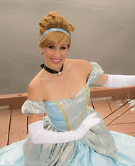 Princess Party, Ciderella, Kids Party, Face Painter, Balloon Twister