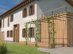 Bergamo, casa T&M