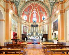 Milano, restauro chiesa di Sant'Agata
