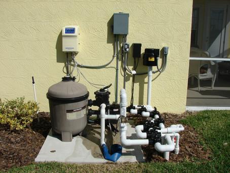 Pasos de un proceso de purificación de agua para consumo humano