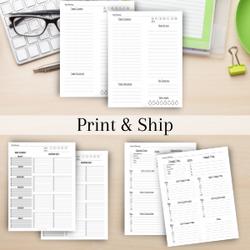 Print & Ship