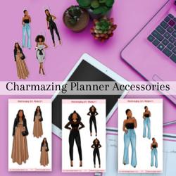 Charmazing Planner Accessories